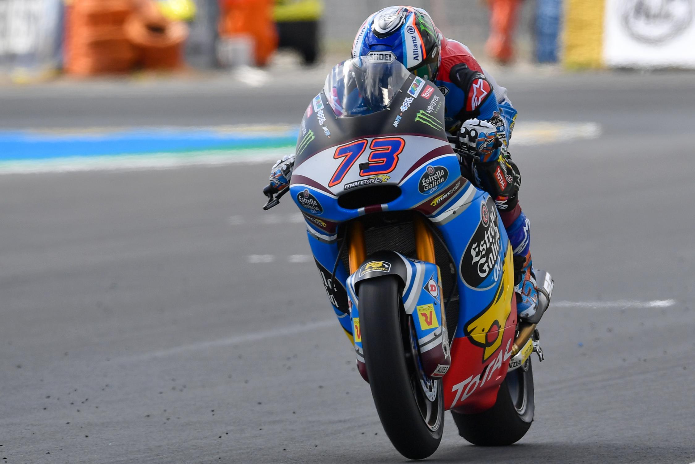 Motosan - Jorge Lorenzo contra Valentino Rossi, su primer
