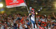 Las últimas 8 Horas de Suzuka del Team HRC, en 2008, se saldaron con victoria de Carlos Checa y Ryuichi Kiyonari