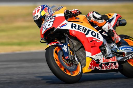 Dani Pedrosa test 2018 motogp