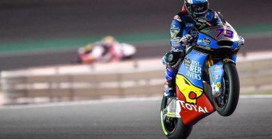 Alex Marquez Qatar 2018 Moto2