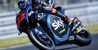 Bagnaia gana el Gran Premio de Francia