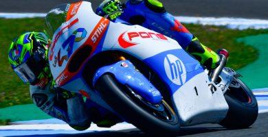 Baldassarri se lleva la victoria en Jerez