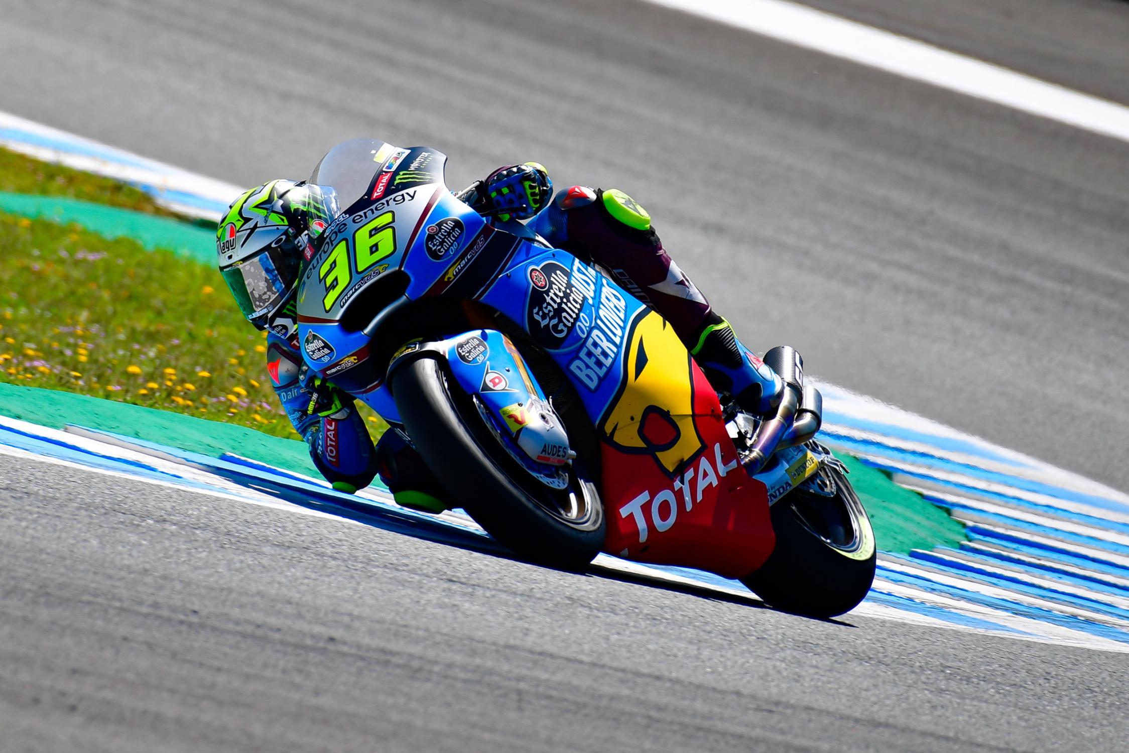 Motosan - Marc Márquez domina la jornada y Ducati se hunde