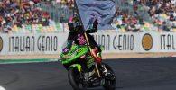 ana carrasco pilotos españolas maria herrera beatriz neila worldsbk superbikes supersport 300