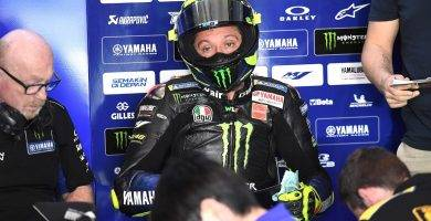 Valentino Rossi (ITA) Monster Energy Yamaha MotoGP Yamaha MotoGP GP Qatar 2019 (Circuit Losail) 8-10.03.2019 photo: Michelin
