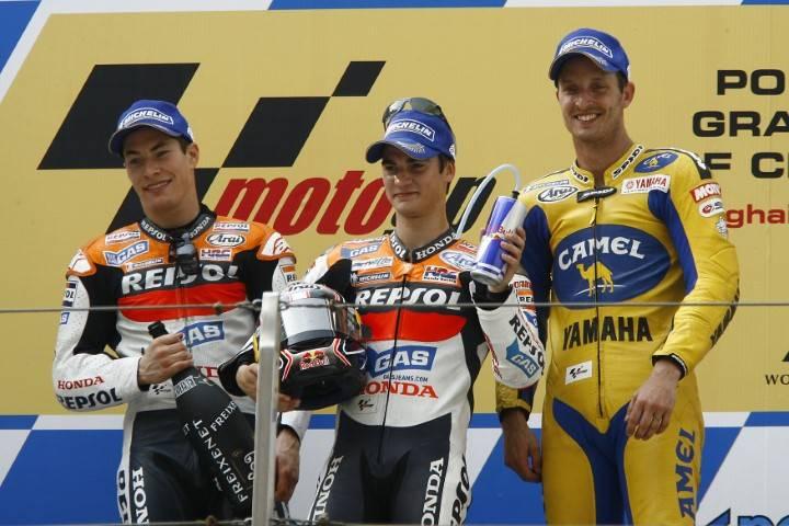 carrera R 12,13y14 de mayo de 2006 Circuito de Shanghai
