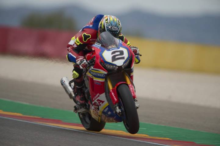 alvaro bautista jonathan rea chaz davies motorland aragon worldsbk mundial superbikes ducati kawasaki