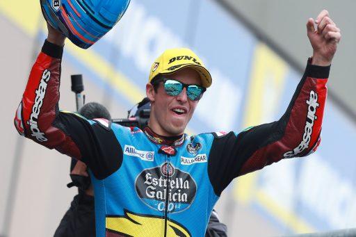Álex Márquez Moto2 campeón
