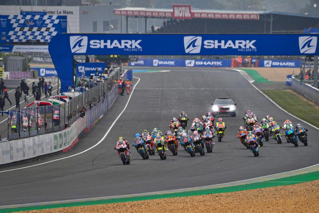 MotoGP Le Mans Moto2