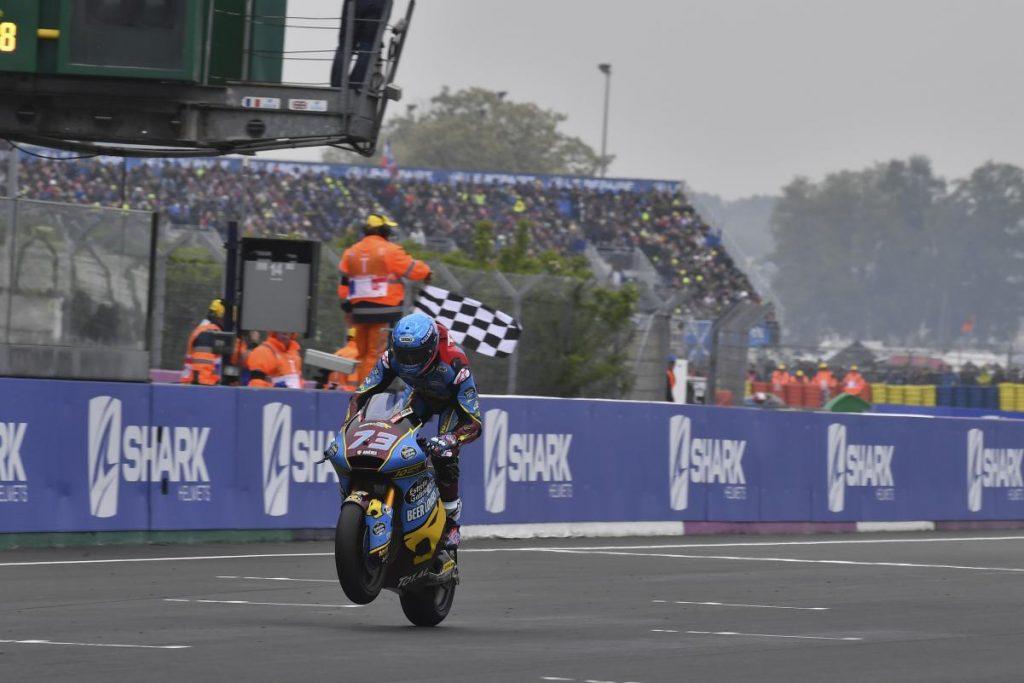 Alex Marquez Moto2 Le Mans