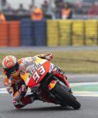 Marc Márquez Honda Le Mans MotoGP