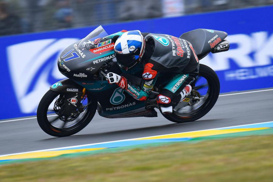 John McPhee Moto3 Moto2 MotoGP Alex Márquez FrenchGP Le Mans
