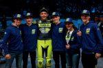Valentino Rossi Master Camp WorldSBK Superbikes Supersport 300 Beatriz Neila Yamaha