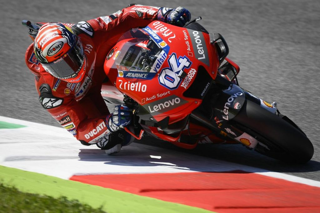 Andrea Dovizioso MotoGP Ducati Assen GP Holanda