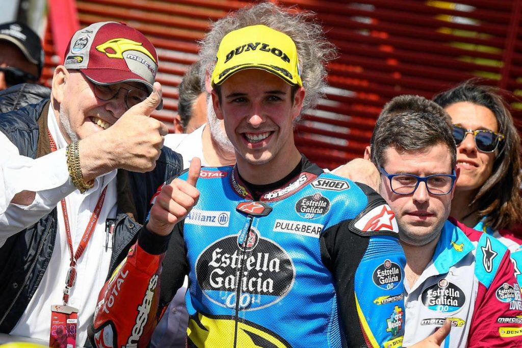 Alex Márquez MotoGP Moto2 Mugello GP Italia