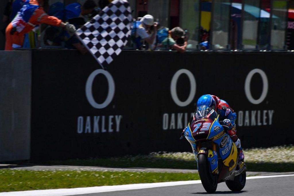 Alex Márquez MotoGP Moto2 GP de Italia
