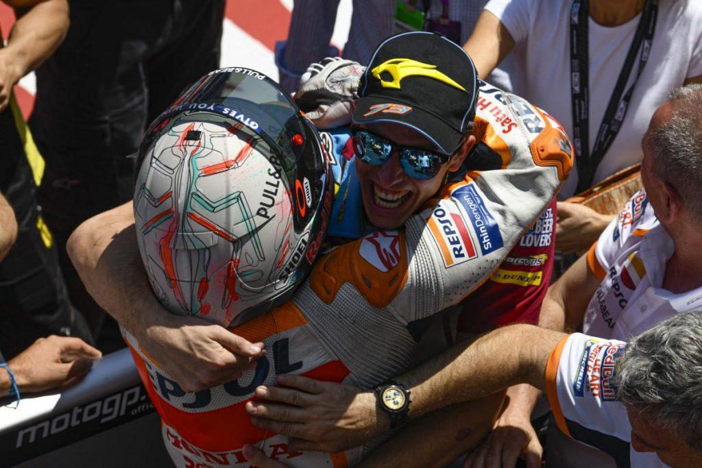 Álex Márquez Marc Márquez MotoGP Gran Premio de Catalunya