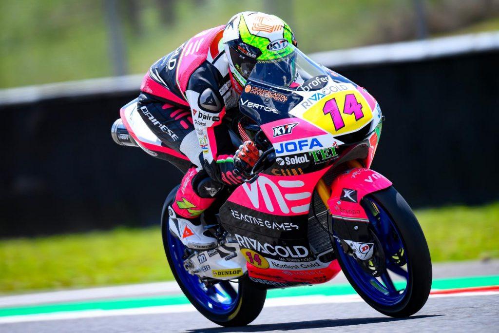 Arbolino MotoGP Moto3 Mugello GP Italia