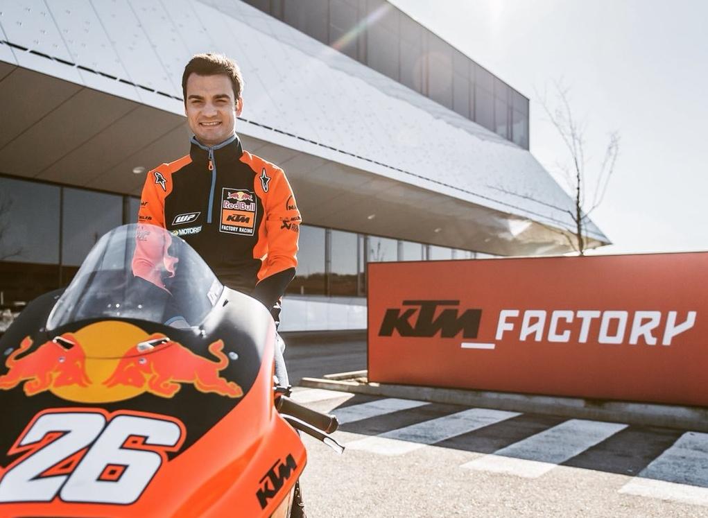 Pol Espargaró Pedrosa KTM