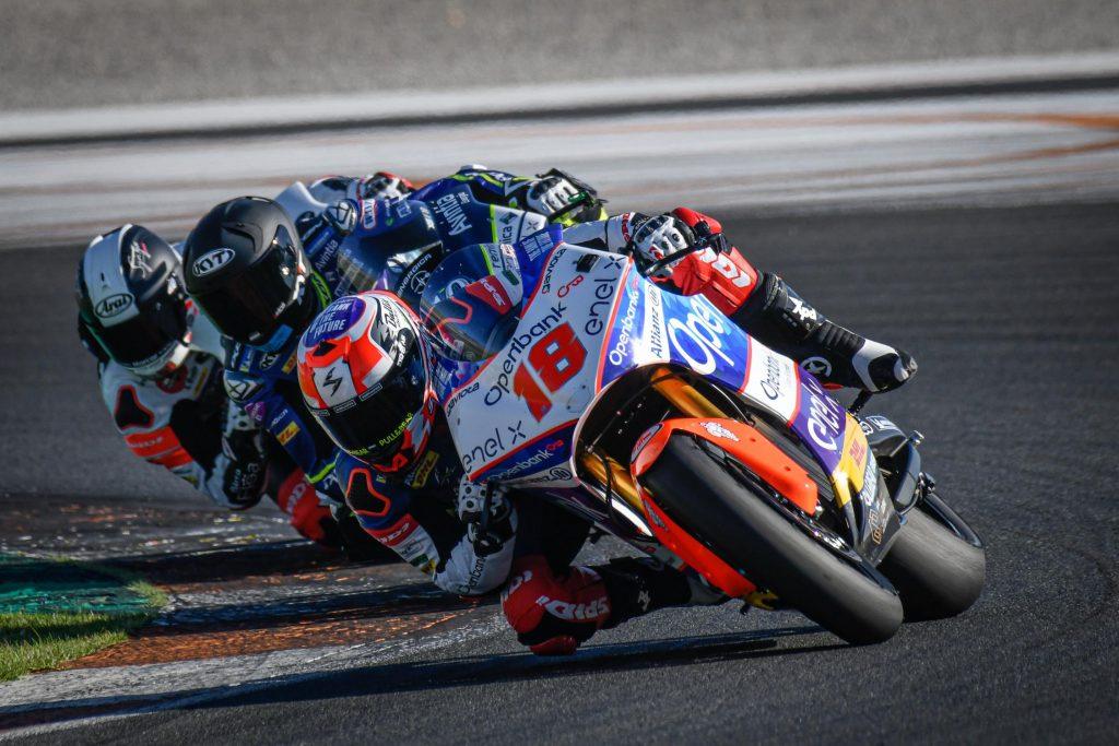 MotoE MotoGP Test Valencia Nico Terol