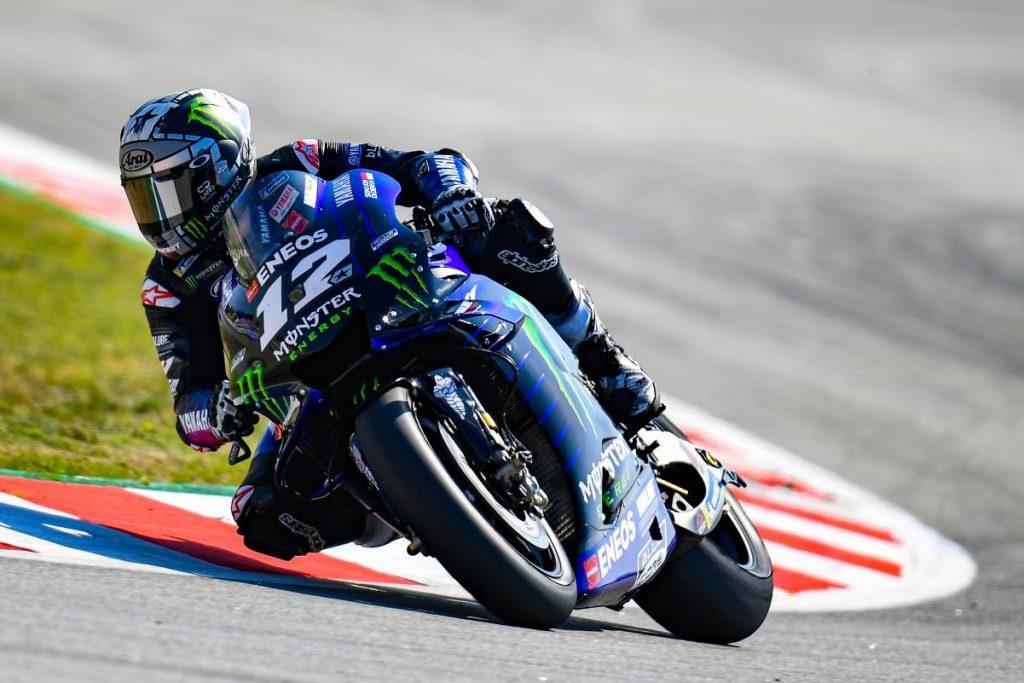 Maverick Viñales Yamaha MotoGP Assen GP Holanda