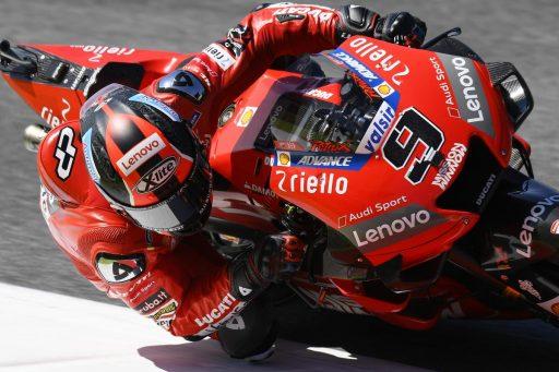 Petrucci Ducati GP Italia MotoGP