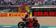 Álvaro Bautista Ducati Panigale V4R MotoGP Superbikes WorldSBK
