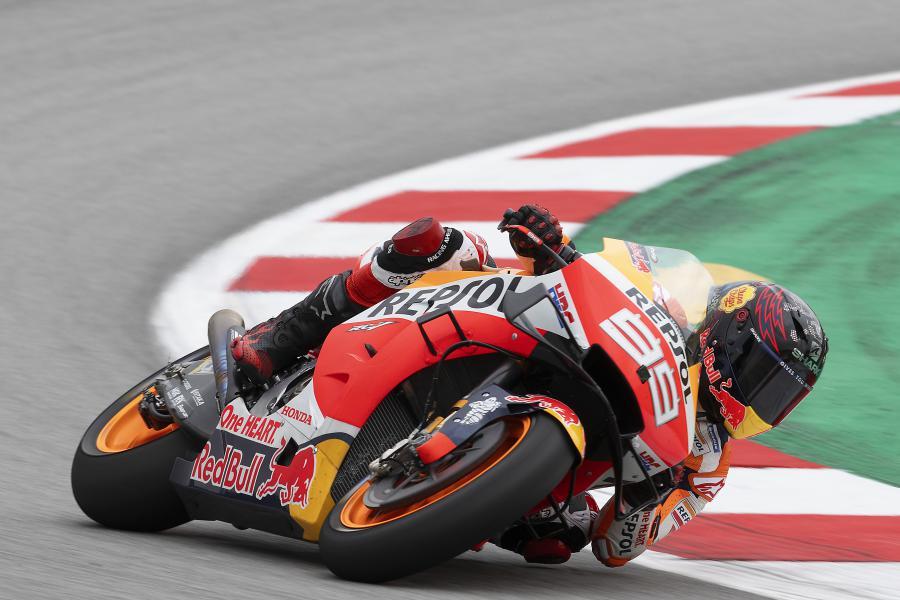 Jorge Lorenzo Repsol Honda MotoGP Valentino Rossi Andrea Dovizioso Maverick Viñales