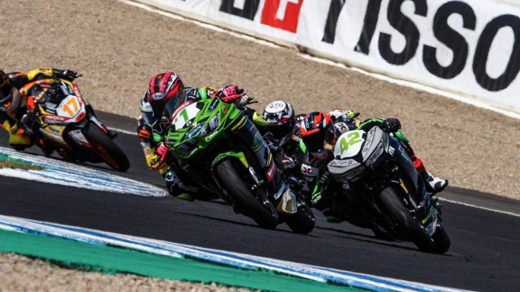 Ana Carrasco Provec Racing Kawasaki Supersport 300 WorldSBK MotoGP
