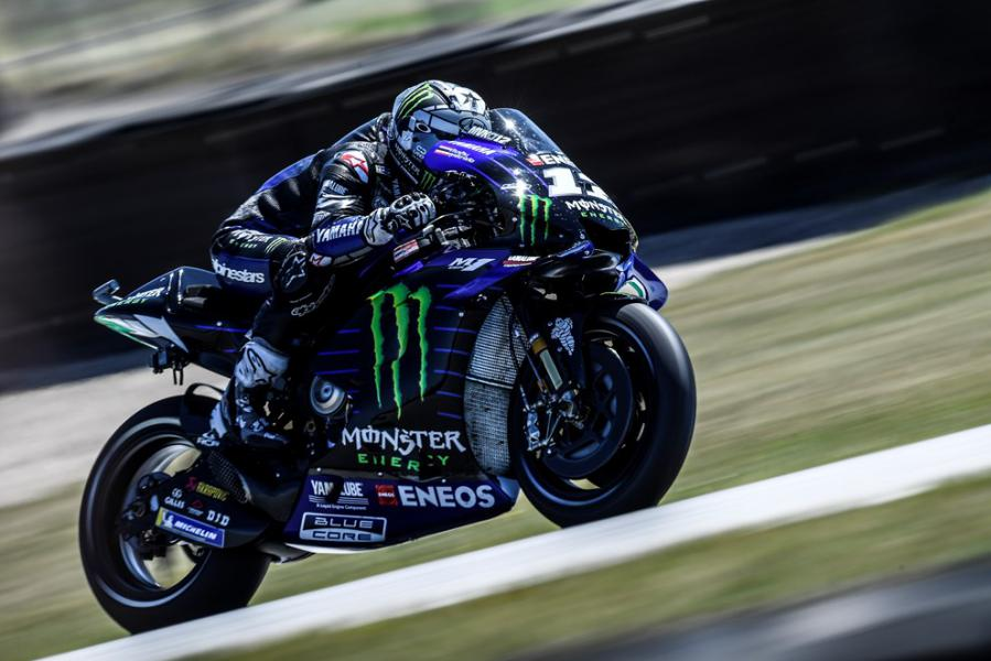 Maverick Viñales Monster Energy Yamaha MotoGP Marc Márquez Assen Fabio Quartararo