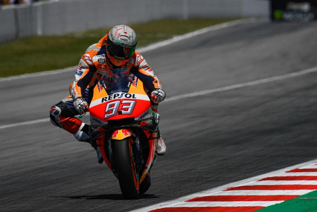 Marc Márquez Honda MotoGP GP Holanda Assen
