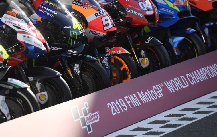 MotoGP Honda Yamaha Suzuki Ducati