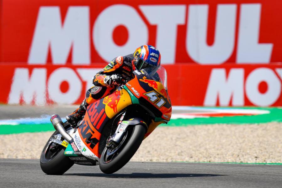 Ayumu Sasaki Moto3 MotoGP Marc Márquez Sachsenring Brad Binder