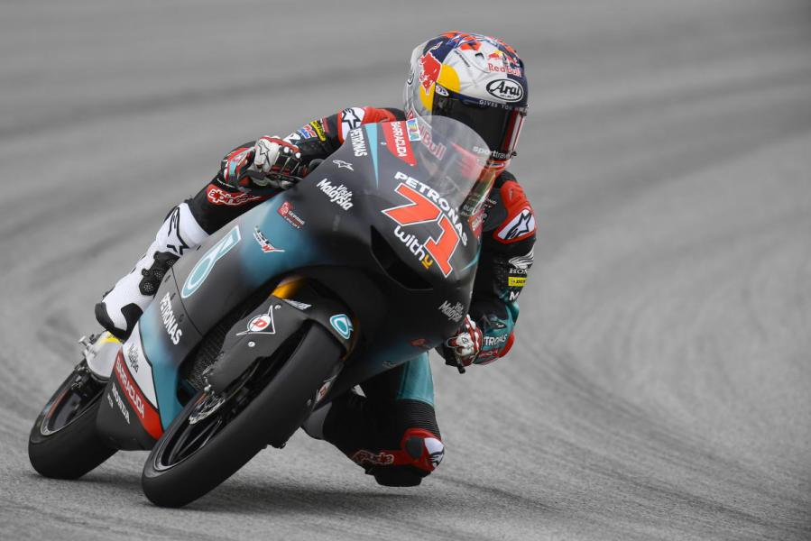 Ayumu Sasaki Moto3 MotoGP Marc Márquez Sachsenring