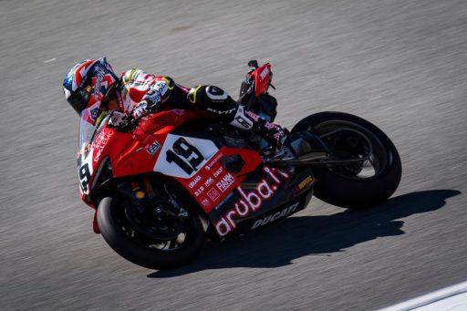 Álvaro Bautista Ducati WorldSBK Rea Davies mundial