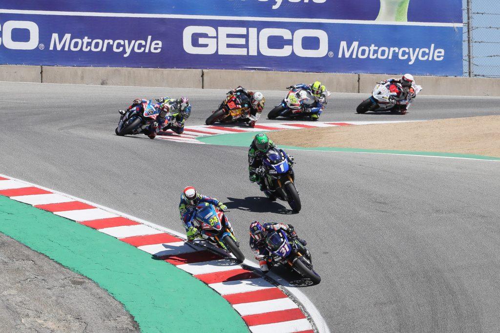 Wayne Rainey Moto América MotoGP