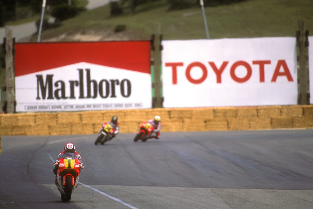 Wayne Rainey MotoGP 500cc Moto América