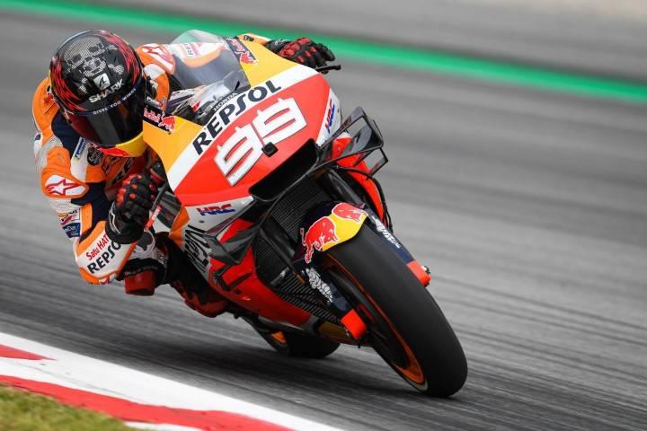 Lorenzo Honda MotoGP