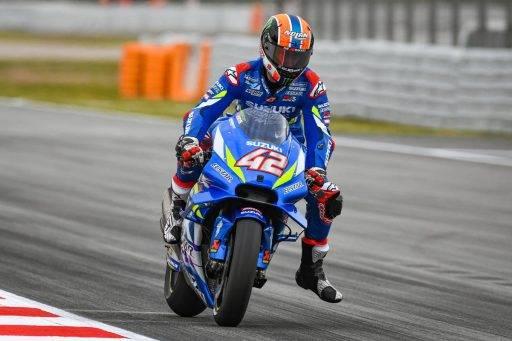 Alex Rins Marc Marquez MotoGP BritishGP