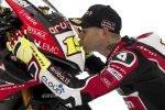 Álvaro Bautista Simone Battistella Scott Redding Ducati Honda Superbike