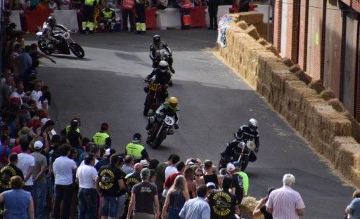 Gran Premio GP La Bañeza motos paddock