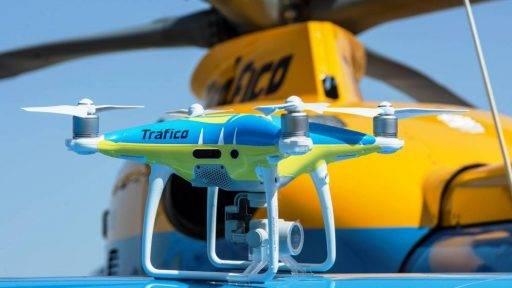 drones dgt AEA