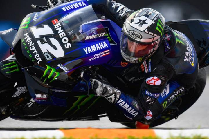 Maverick Viñales Monster Energy Yamaha MotoGP