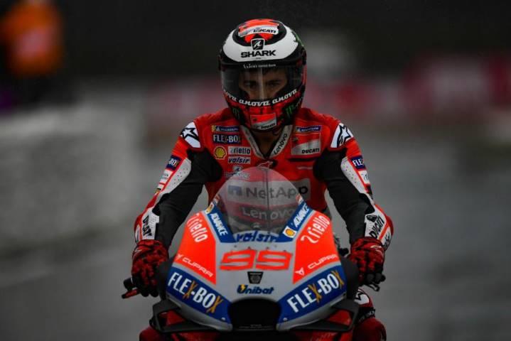 Gigi Dall'Igna Dovizioso, Lorenzo, Márquez Ducati MotoGP Ciabatti