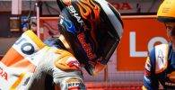 Jorge Lorenzo Chicho Lorenzo MotoGP Repsol Honda Silverstone MotoGP