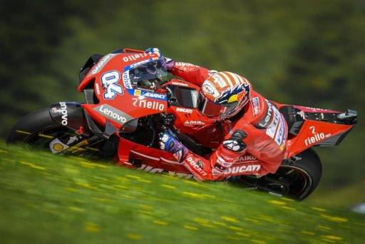 Romano Fenati Moto3 MotoGP Moto2 Austria Red Bull Ring Brad Binder MotoE Mike Di Meglio Andrea Dovizioso Ducati