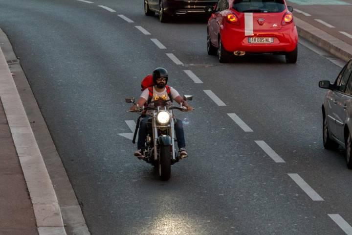 moto vacaciones verano