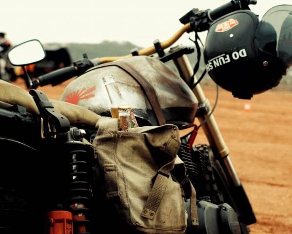 casco, motos