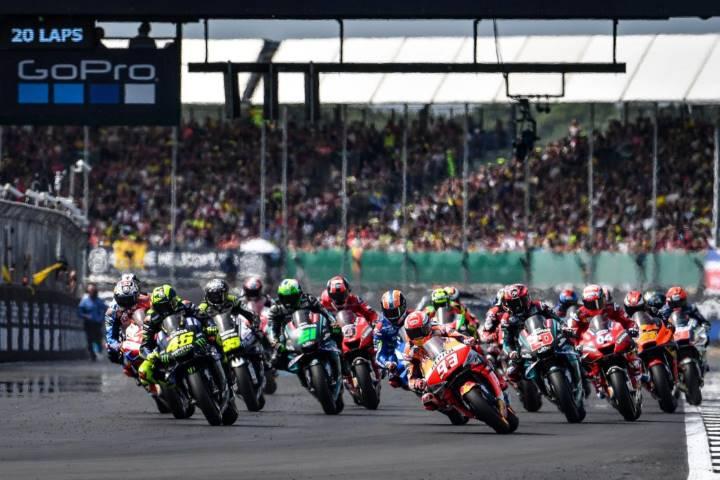 Moto Gp Calendario.El Calendario De Motogp 2020 Contara Con 20 Carreras Motosan