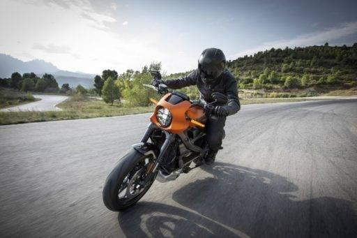 Harley Davidson LiveWire V-Rod motos